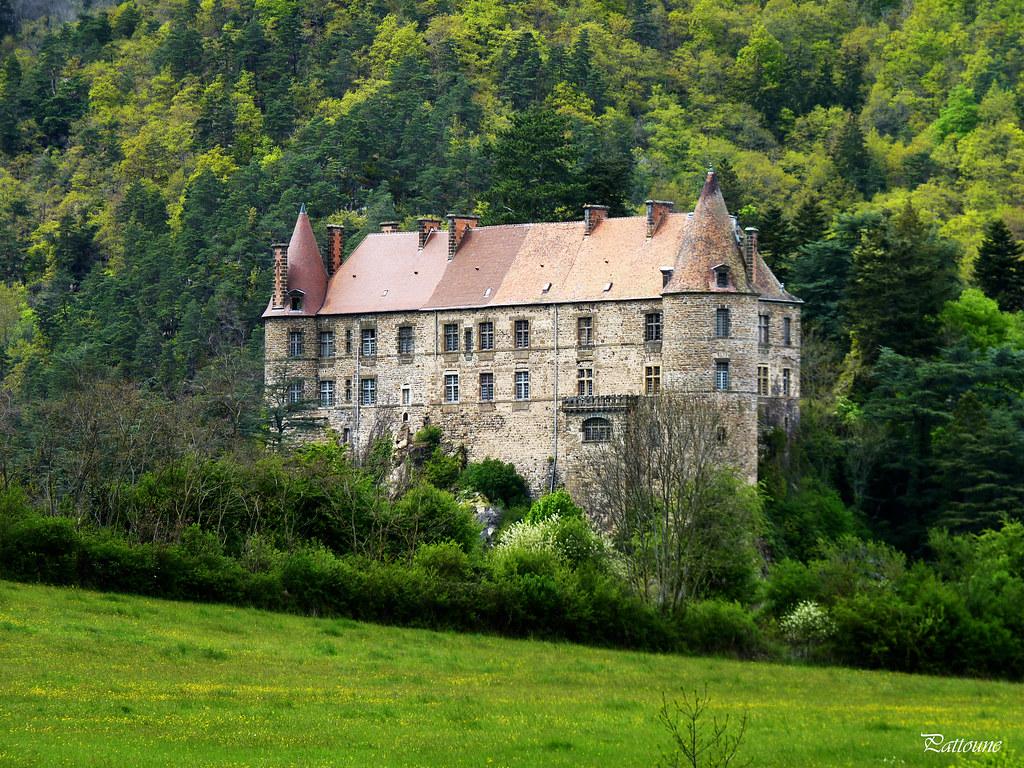 castles of france ch teaux de france page 120. Black Bedroom Furniture Sets. Home Design Ideas