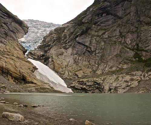 Briksdalsbreen (aka Briksdal glacier)