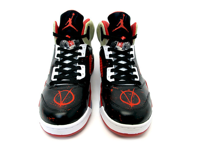 Air Jordan V Vendetta