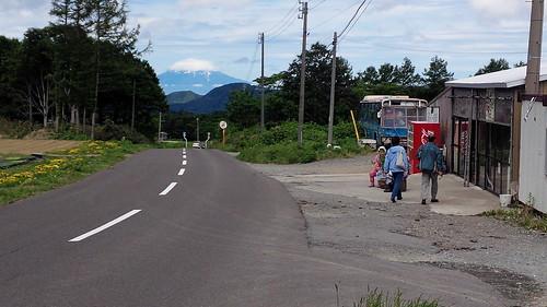 幻の県道から岩木さん