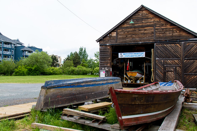 Steveston - Britannia Shipyards