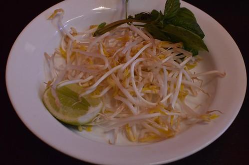 Nguyen on Erskine: Pho accompaniments