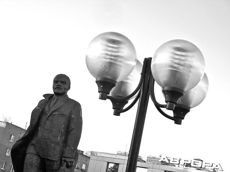 Lenin of Schyolkovo