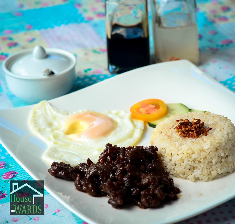 Mary Ann's Kitchen Tapsilog