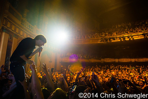 Phoenix – 06-11-14 – The Fillmore, Detroit, MI