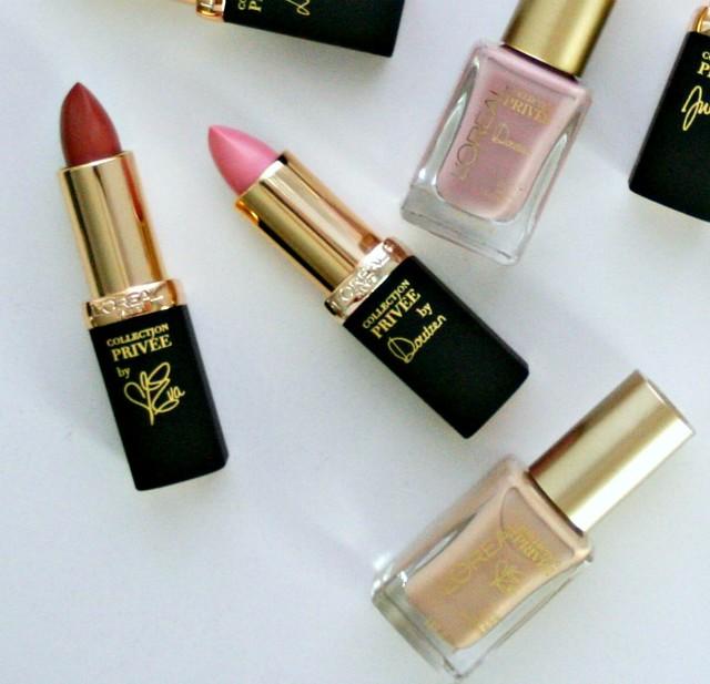 L'Oreal nude eva, l'oreal nude douzten, l'oreal nude collection, nude makeup collection,