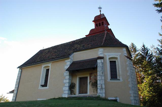 Kirche am Johannesberg