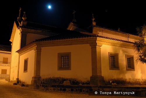 42 - провинция Португалии - маленькие города, посёлки, деревушки округа Каштелу Бранку