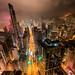 Hong-Kong Wooloomooloo Rooftop by Raphaël Melloul