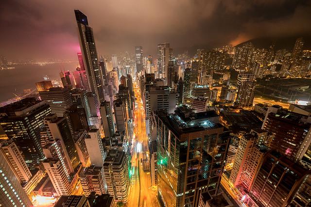 Hong-Kong Wooloomooloo Rooftop