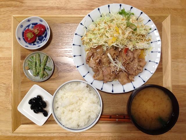 薑汁燒香草豬, 花家食堂, 花家食堂 food & tea, 台北