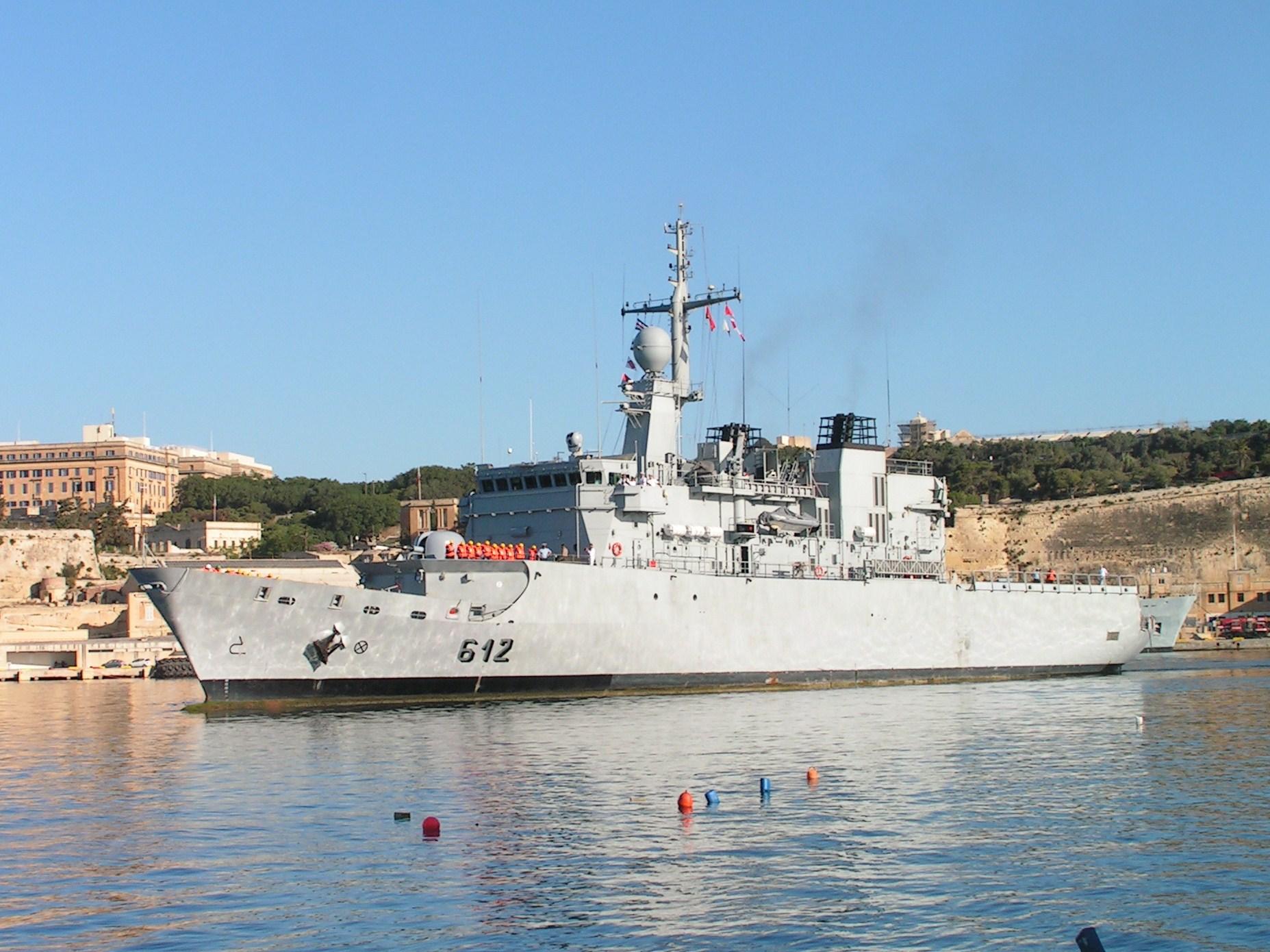 Royal Moroccan Navy Floréal Frigates / Frégates Floréal Marocaines - Page 10 14466600386_4c6fa110cc_o
