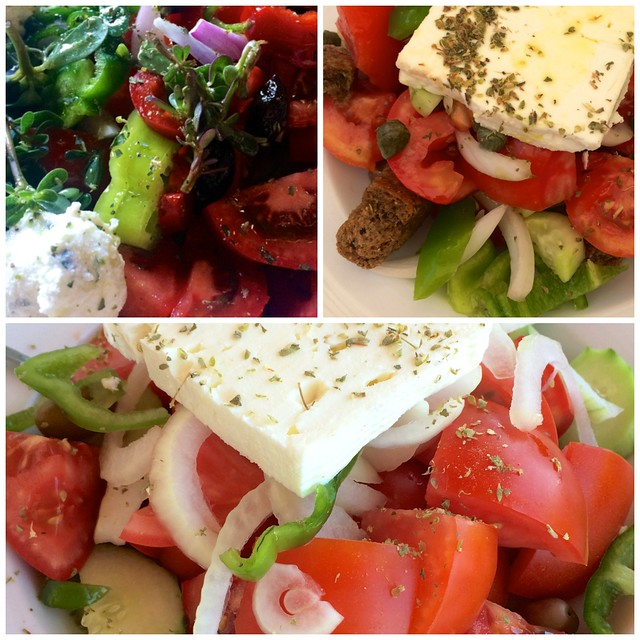 comida grega EUA