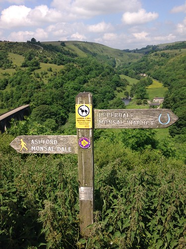 Monsal Dale Directions