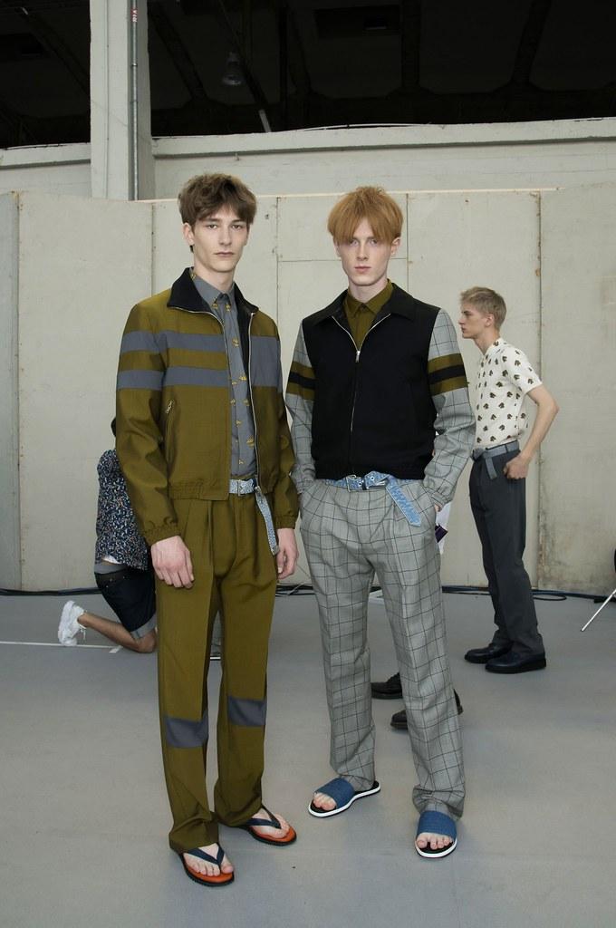 Dominik Sadoch3160_SS15 Paris Kris Van Assche_Linus Wordemann(fashionising.com)