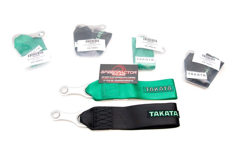 Takata Tow Straps