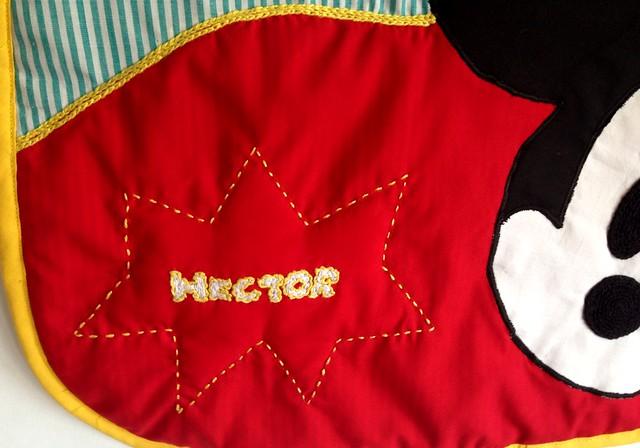 mickey sleeping bag