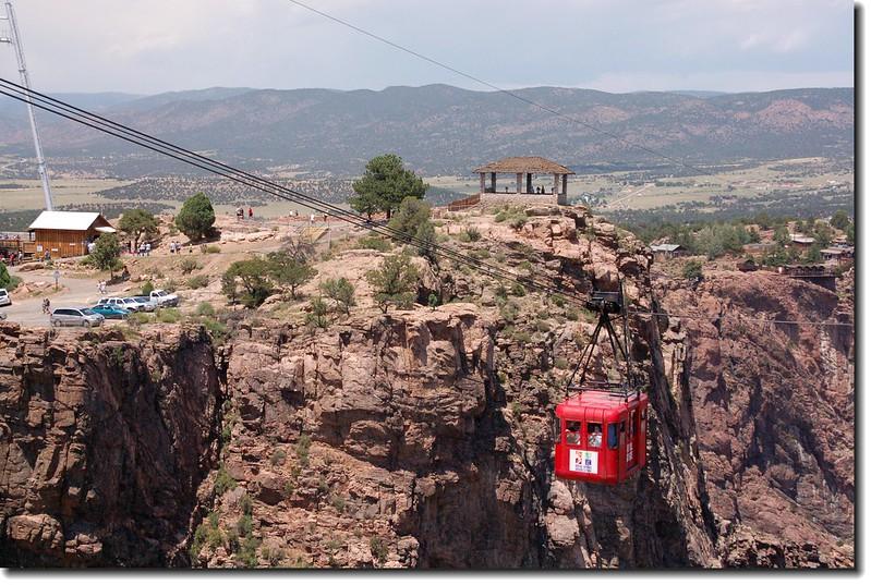 Aerial Tram Car
