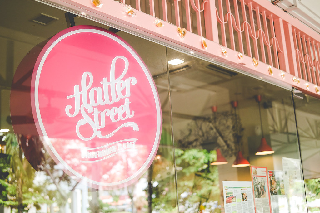 Hatter Street Bakehouse and Cafe Store Logo