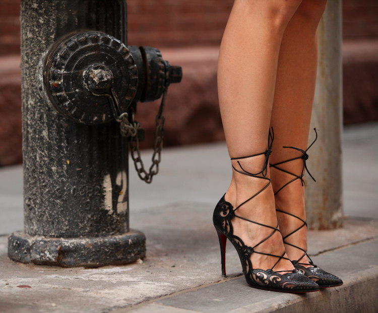 bdad21a0c52 Leather Pleats   Lace Ups