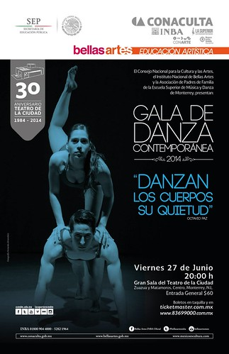 Gala de Danza Contemporánea - La Superior