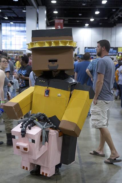 Denver Comic Con 2014 - 15
