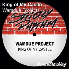 "Now playing  ♫ ""King of My Castle"" by Wamdue Project 