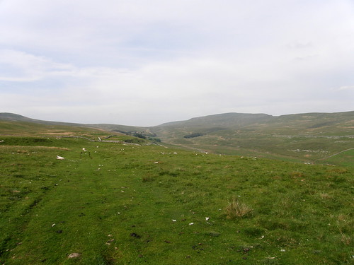Turbary Road and Whernside