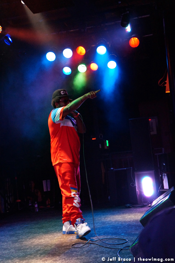 Chuck Inglish @ Slim's, SF 6/29/14