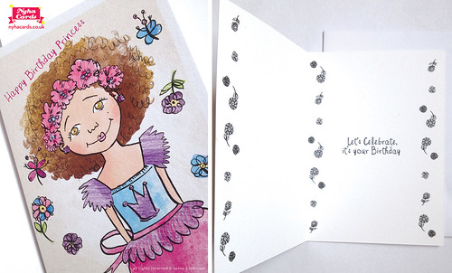 Nyha Cards by Naomi C Robinson