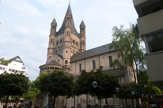 Groß St. Martin, Cologne