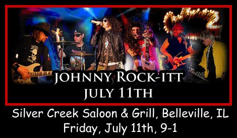 Johnny Rock-itt 7-11-14