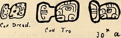 "Image from page 319 of ""Mexican and Central American antiquities, calendar systems, and history;"" (1904)"