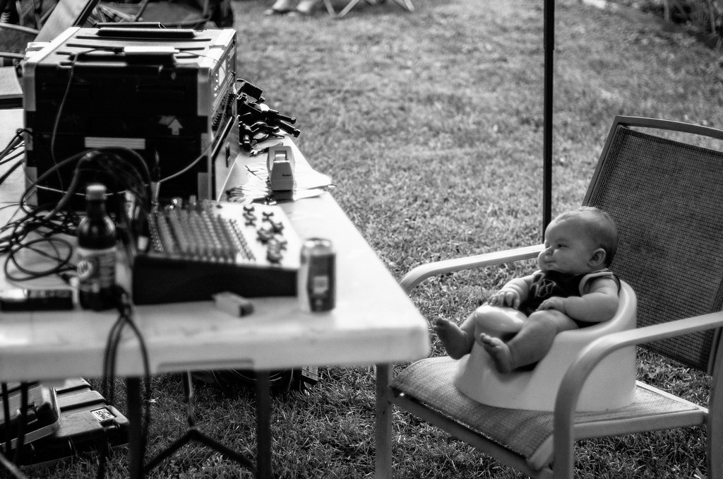 Ezra the Sound Engineer