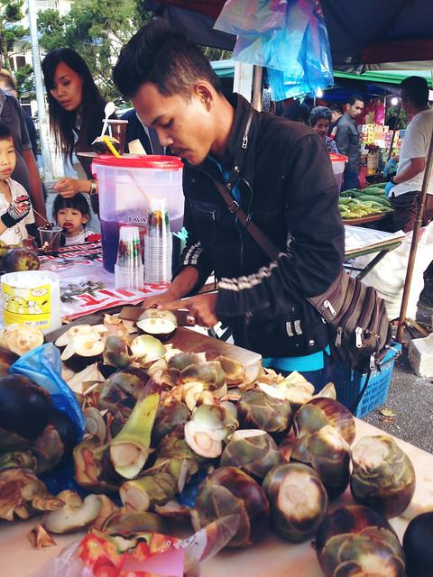 Cameron Highlands: Night Market in Brinchang