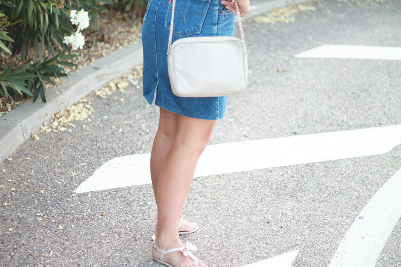 Lace & denim | Miss Ecl