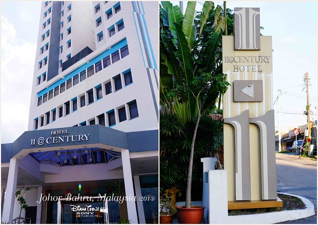 11 @ Century Hotel 01