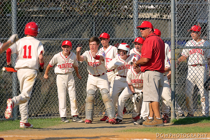 Little League District 2 Championship - Fairfield vs. Westport