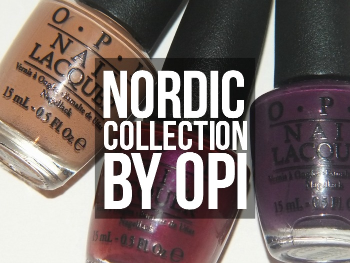 OPI Nordic collection  (3)