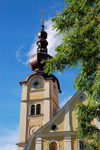 Wallfahrtskirche Maria Loreto,St. Andrä im Lavanttal