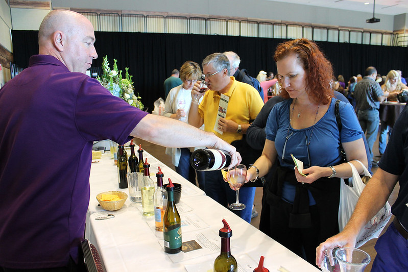 Savor local flavors and wines at the 18th annual  Cape May Food & Wine Celebration Sept. 12-21