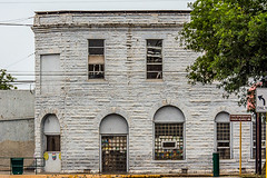 Historic Downtown Del Rio Texas.