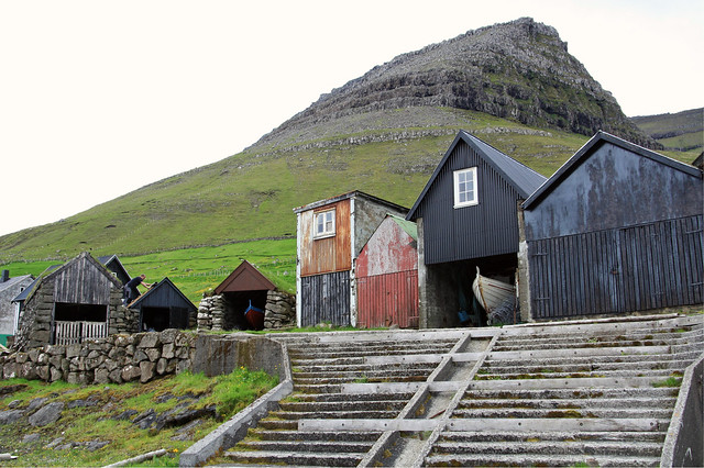 Husar, Faroe Islands