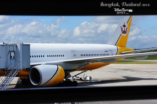 Bangkok 2013 Day 1 - Royal Brunei 03