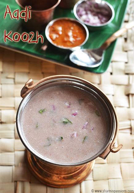 Ragi Koozh