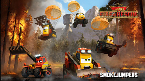 The U.S. Forest Service partnered with Disney, Ad Council, and the National Association of State Foresters to launch a series of wildfire prevention public service advertisements featuring scenes and characters from the animated film Planes: Fire and Rescue. An Educational Activity Book with a teachers' resource guide is also available.