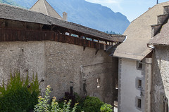 Visit at Château de Chillon
