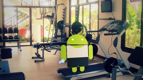 Your Smartphone hides a Personal Trainer