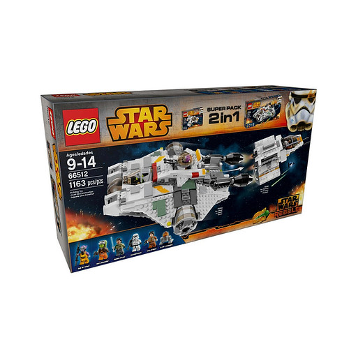 LEGO Star Wars Rebels Co-Pack (66512)