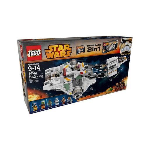 LEGO Star Wars Rebels Co-Pack (66512)